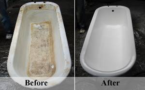 Sink and Bathtub Repair Oxnard, CA : Reglazing & Refinishing