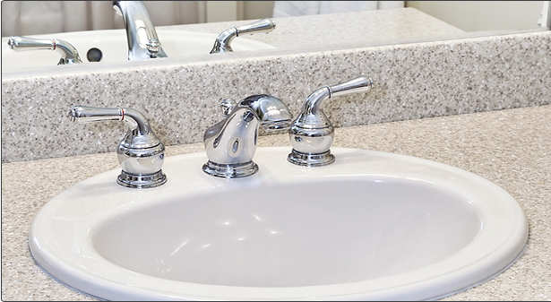 Bathtub and sink refinishing tile restoration classic for Bathroom sink replacement cost
